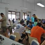 Jugando las primeras rondas